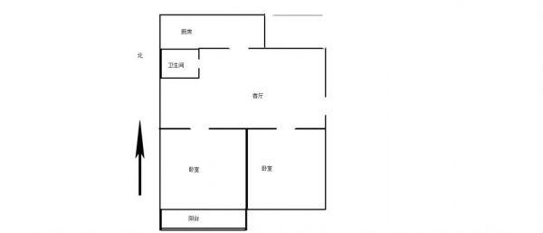 五三厂宿舍 简装