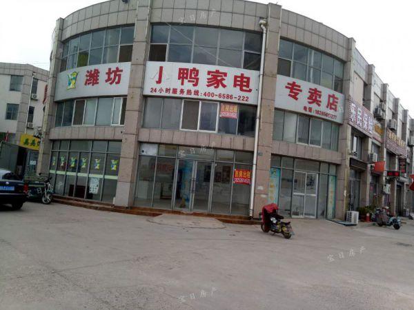 天桥综合市场商铺 毛坯