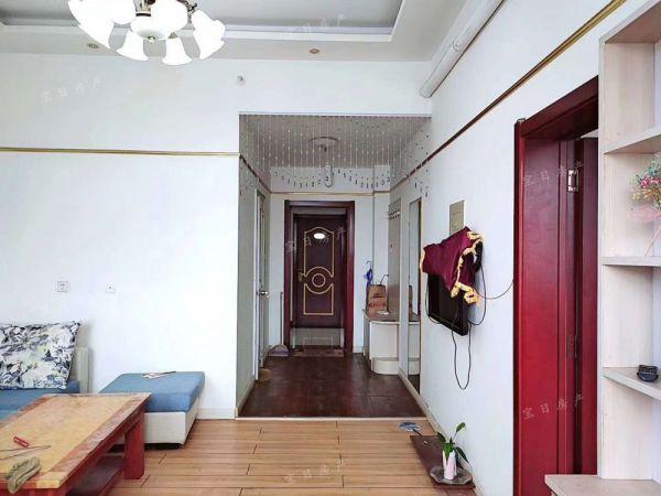 帝都国际公寓 简装